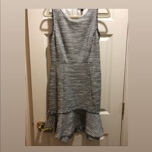 Banana Republic Flutter Hem Dress